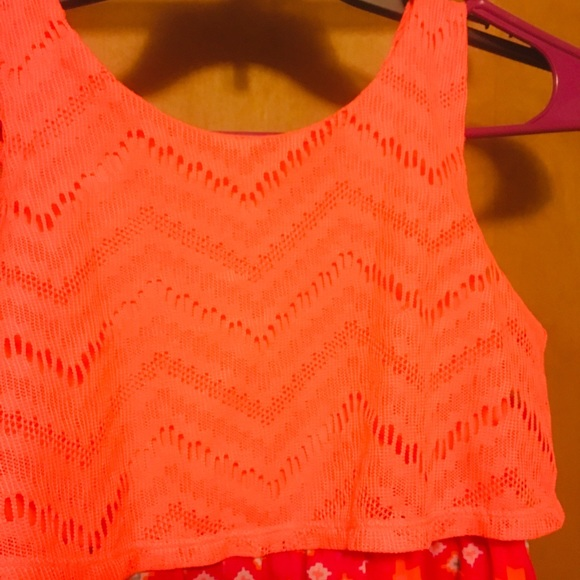 Faded Glory Other - Adorable dress size 7/8 girls Euc